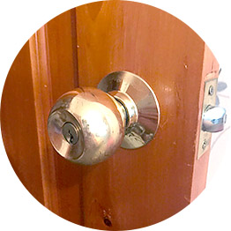 Вскрытие межкомнатных дверей