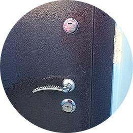 Качественная заменой замка входной двери