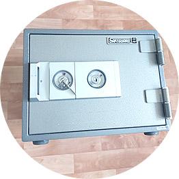 Аварийное открытие сейфа с электронным замком