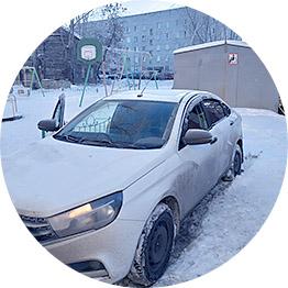 Открытие замерзшего замка автомобиля